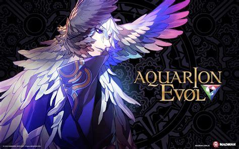 Aquarion Evol Wallpaper
