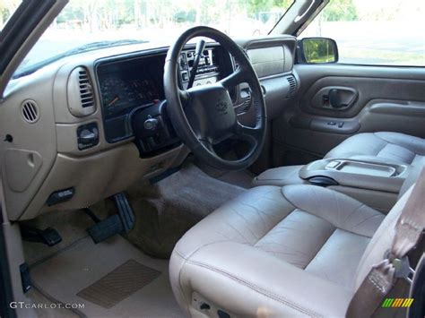 1998 Tahoe Interior by Neutral Interior 1998 Chevrolet Tahoe Lt 4x4 Photo