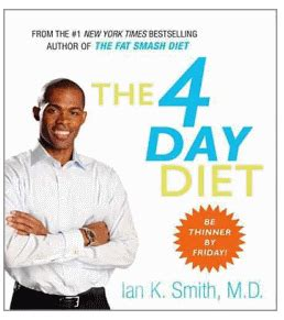4 Day Detox Diet Dr Ian by The 4 Day Diet