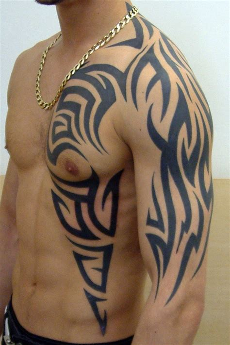 tribal tattoos for men mens tribal tattoo ideas