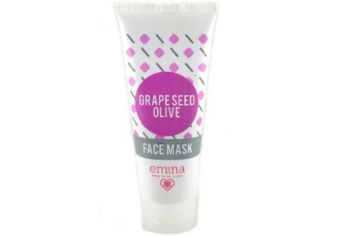Emina Grape Seed Olive Mask review emina mask grape seed olive yukcoba in