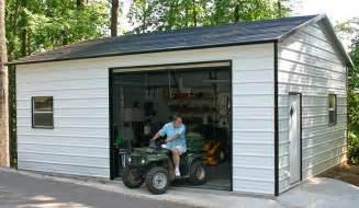 West Virginia Metal Garage Buildings & Steel Garage Packages Include Free Assembly