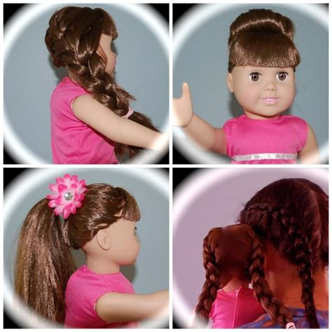 cute hairstyles for our generation dolls 17 best images about hairstyles for dolls on pinterest
