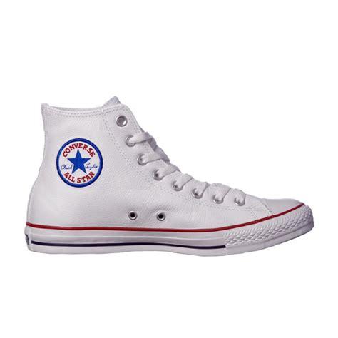 Converse Ct Solgum Unisex converse converse ct all leather hi optical white n54 1u010 unisex trainers converse