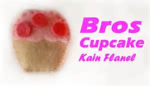 cara membuat kentang goreng dari flanel cara membuat bros cupcake dari kain flanel
