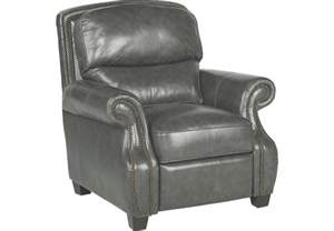 Grey Leather Recliner Frankford Charcoal Leather Recliner Leather Recliners Gray