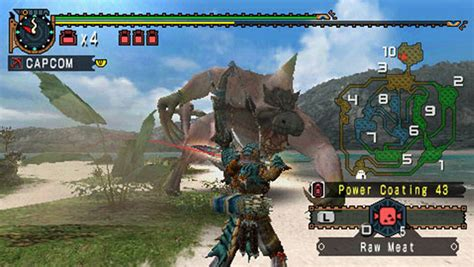 emuparadise monster hunter monster hunter freedom 2 usa iso