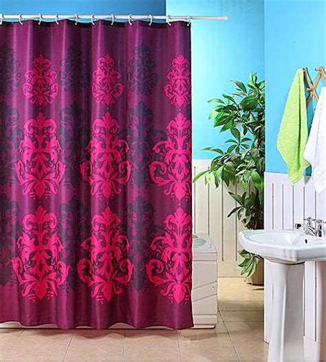 Funky Shower Curtains New Polyester Funky Shower Curtain Various Designs Colurs Available Ebay