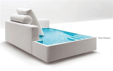 waterbed couch moat bed reversed water filled cute quote
