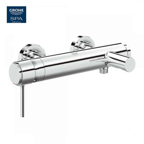 grohe bathtubs grohe atrio c spout exposed bath shower mixer uk bathrooms