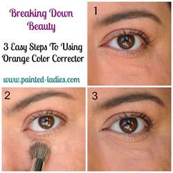 eye color corrector 3 easy steps to banish eye circles with an orange