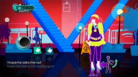 go to video just dance 3 robin sparkles let s go to the mall youtube