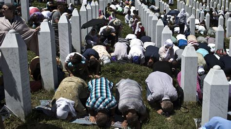 Reporter Srebrenica by Remembering Srebrenica Two Decades On News Al Jazeera