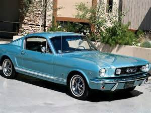 1966 Ford Mustang Gt 1966 Ford Mustang Gt Fastback Mustang Monthly Magazine