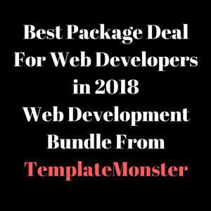 best for web developers best package deal for web developers in 2018