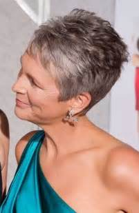 pixie grey hair styles short grey haircuts the best short hairstyles for women 2016