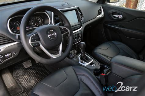Jeep Trailhawk Interior 2014 Jeep Trailhawk Review Web2carz