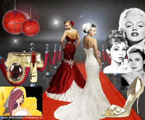 classic hollywood glamour hollywood events season style set girl old hollywood glamor themed palette ever after events