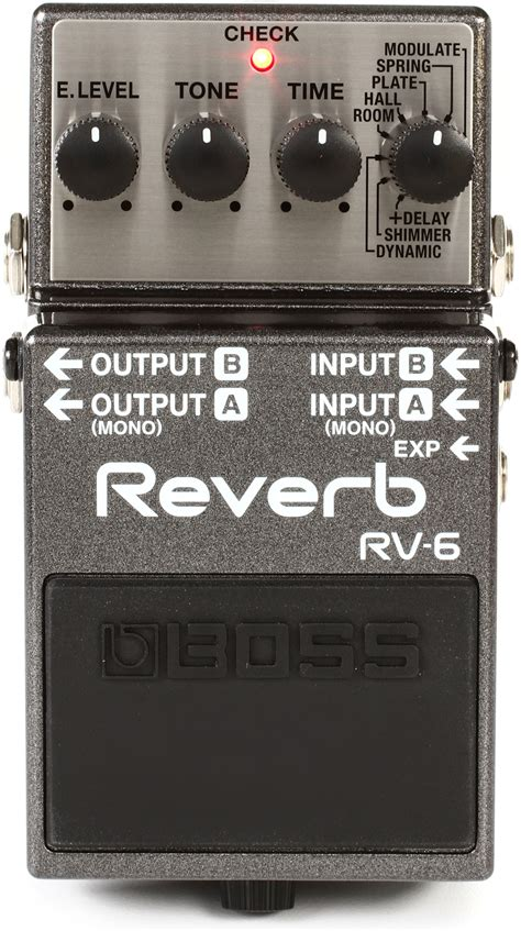 best pedal reverb the best reverb pedals for guitar gearank