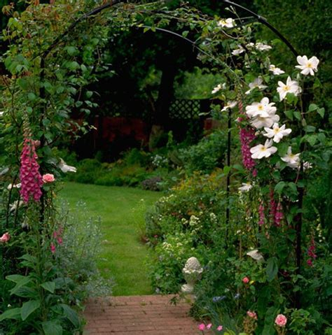 Garden Entrance Ideas Garden Entrance Design Ideas Home And Garden Design