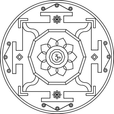 imagenes de mandalas mapuches mandalas para colorear