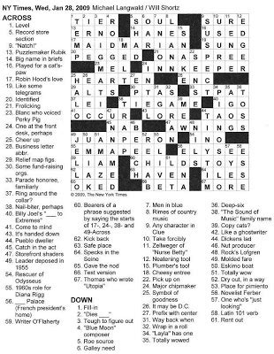 business letter abbr crossword the new york times crossword in january 2009