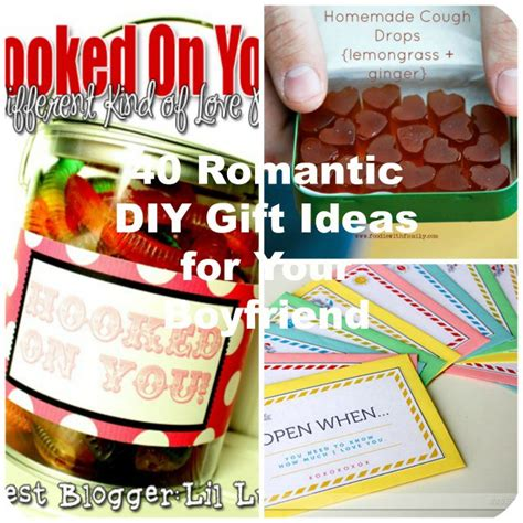 Handmade Craft Ideas For Boyfriend - 40 diy gift ideas for your boyfriend you can make