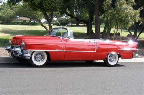 cadillac el dorado convertible 1955 cadillac eldorado convertible 91445