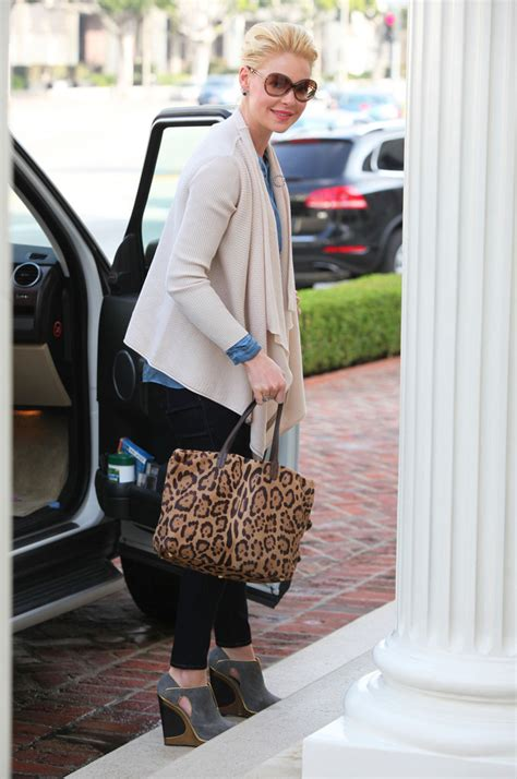 Katherine Heigls Jimmy Choo Purse by Katherine Heigl Printed Tote Tote Bags Lookbook