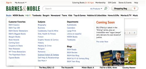 Barnes And Noble Website how to find great sci fi and ebooks through smart searches the high tech society
