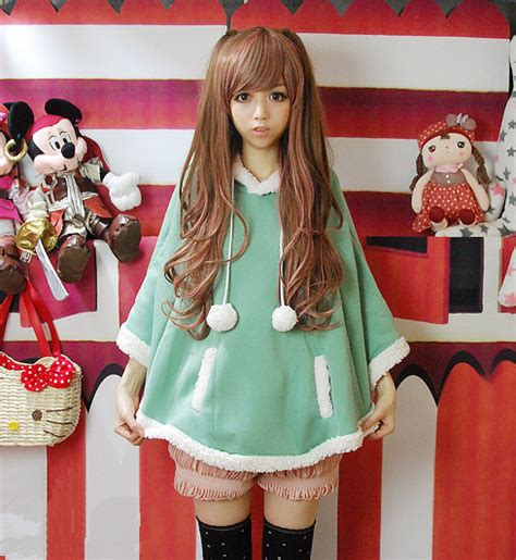 Dms785 Cape Sweet Sihrt japanese students sweet cape coat 183 asian kawaii clothing 183 store powered by storenvy