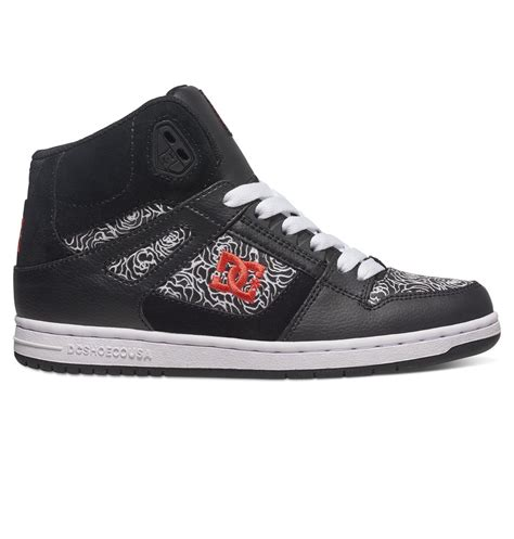 dc shoes s rebound high se high top shoes 320028 ebay