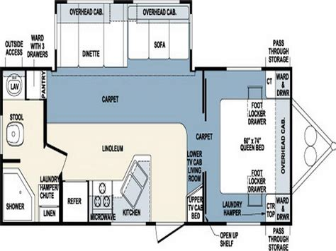 small travel trailer floor plans planning ideas travel trailer floor plans travel