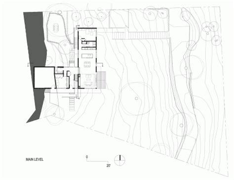 hillside floor plans hillside house shands studio archdaily