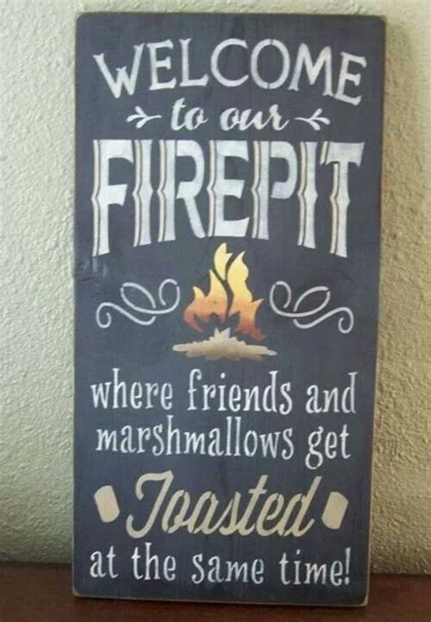 Fire Pit Signs. Loading. - Fire Pit Signs