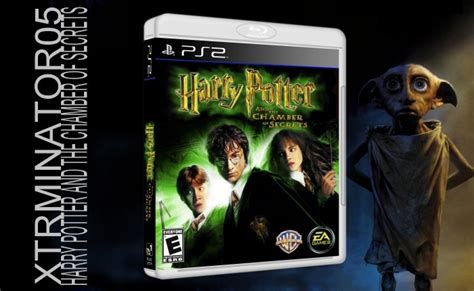 Kaset Ps 3 Harry Potter Order Of Original harry potter and the chamber of secrets playstation 2 box