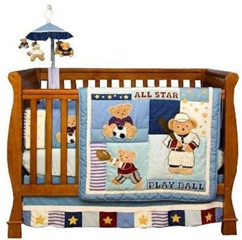 sports themed crib bedding sports themed nursery and bedroom ideas