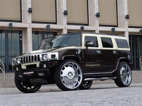 hummer h2 top speed hummer h2 by geigercars fit for a pimp pictures car news