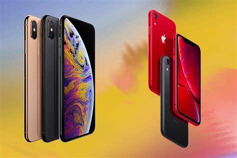 iphone xs ou iphone xr comparatif des nouveaux smartphones apple