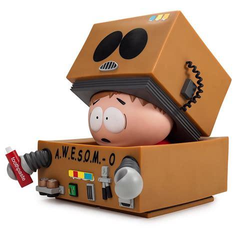 awesom o figure awesome o cartman by south park x kidrobot mindzai