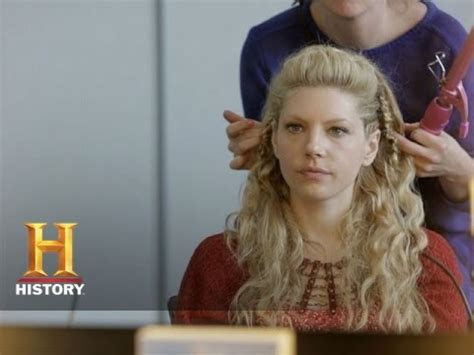 tv show hair vikings the look of a viking history youtube