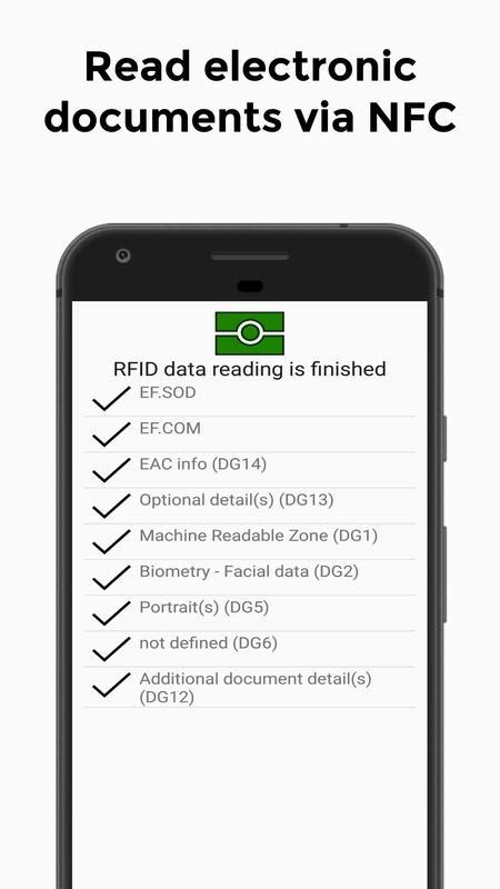 Regula Document Reader for Android - APK Download