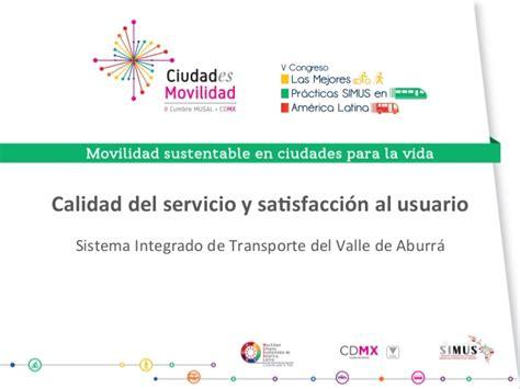 tesis de calidad de servicio y satisfaccion al cliente calidad de servicio y satisfacci 243 n al usuario viviana