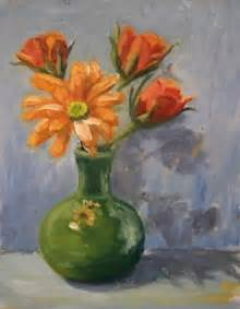 painting of vase of flowers vases sale