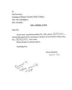 Application Letter To Be A Chorister 28 Application Letter For Joining The Army Sle Late Joining Letter Format Letter Of