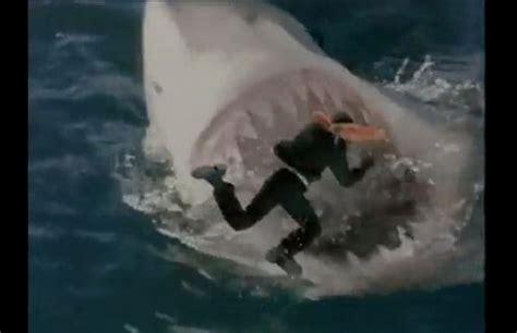 submarine shark attacks woman megalodon shark attack bing images