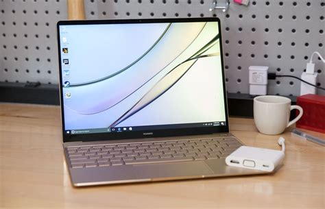 Huawei Matebook X: Like a MacBook with Windows, But Better