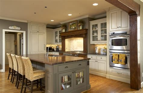 houzz kitchen designs for 55 gathering place traditional kitchen