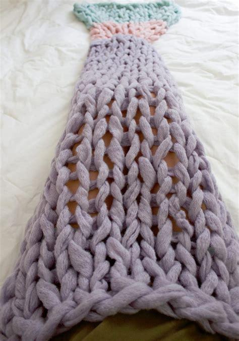 arm knit arm knit mermaid blanket free pattern simplymaggie