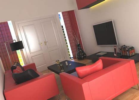 desain interior ruang tamu minimalis mungil ukuran